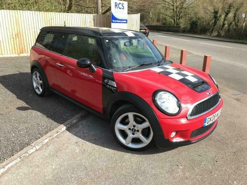 2008 Mini Clubman 16 Cooper S 5dr In Worcester Worcestershire