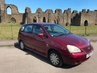 2005 (05) Suzuki Liana 1.6 GL, 12 MTHS MOT, Cheap Family Car