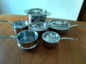Kitchenaid 11-pcs cookware set