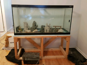 Super deal aquarium 90 galons