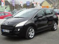 2012 Peugeot 3008 1.6 e-HDi Active SUV EGC 5dr