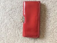 Red ted baker purse