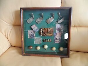 SHADOW BOX AND ELECTRIC PUT RETURN