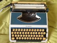 Litton Imperial 201 Type Writer ink based