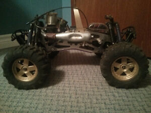 HPI Savage .25 RC Truck 1/8 scale