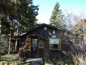 SYLVAN LAKE  FURNISHED COTTAGE SHORT TERM