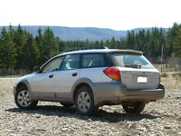 Low Miles!!2005 Subaru Outback Wagon