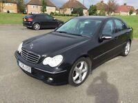 Mercedes-Benz C Class 3.0 C320 CDI Avantgarde SE 7G-Tronic 4dr HPI CLEAR+6 MONTHS WARRANTY
