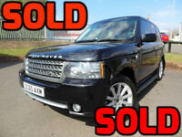 2011 Land Rover Range Rover 4.4TD V8 Auto Vogue SE £3000 Optional Extra KMT Cars