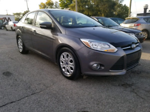 2012 FORD FOCUS SE SAFETY AND E-TESTED