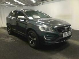 image for 2017 Volvo XC60 D5 [220] R DESIGN Lux Nav 5dr AWD Geartronic - DRIVER MEMORY SEA