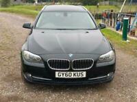 2010 BMW 5 Series 520d SE 5dr ESTATE Diesel Manual