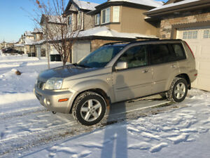 2006 Nissan X Trail. Trade for a car.