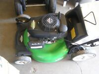 21 INCH LAWN BOY MOWER WITH HONDA ENGINE  CALLS ONLY