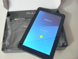 """9"""" Android Tablet with Case NEW (open box) HDMI Dual Cameras 10"""
