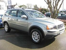 2007/07 Volvo XC90 2.4 D5 S AWD SUV 7 SEATER ESTATE SUPERB CONDITION.