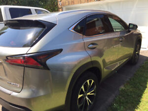 2016 Lexus NX 200t SUV, LEASE TAKEOVER