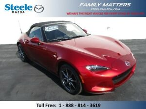2018 MAZDA MX-5 GT Own for $276 bi-weekly with $0 down