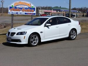 2009 PONTIAC G8***49500KM***NEW TIRES***SUNROOF***