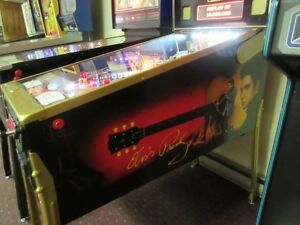 PINBALL ELVIS GOLD West Island Greater Montréal image 4