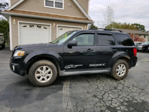 2011 Mazda Tribute (ESCAPE) SUV, Crossover