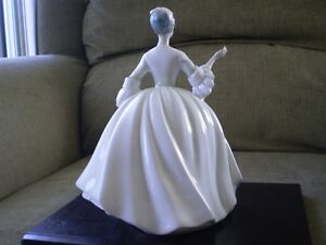 "Royal Doulton Figurine - "" Diana "" HN 2468 Kitchener / Waterloo Kitchener Area image 3"