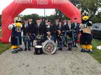Wanted Drummers and Bagpipers