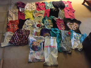 70 pieces clothing size 6!