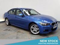 2012 BMW 3 SERIES 320d M Sport 4dr Step Auto