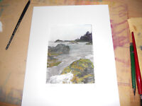 WATERCOLOUR PAINTING for all skill levels