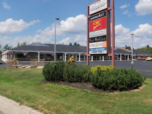 Mall space central Rothesay(CIBC Mall)