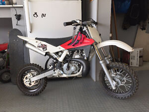 Husqvarna CR50 dirt bike