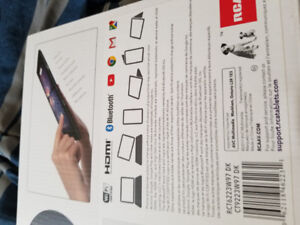 Brand new in box rca tablet