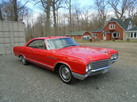 1966 Buick Lesabre Ready For Car Shows
