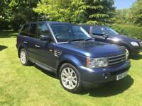 Land Rover Range Rover Sport 2.7TD V6 HSE AUTOMATIC