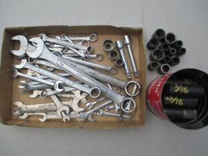 Wrenches and Sockets