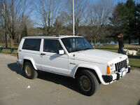 1989 Jeep Cherokee Limited - Excellent roadworthy condition