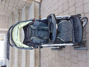 Stroller in very good condition $60 West Island Greater Montréal image 2