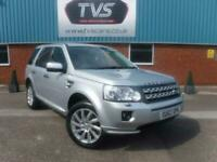 2012 Land Rover Freelander 2 2.2 SD4 HSE 4X4 5dr SUV Diesel Automatic
