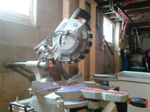 King Mitre Saw and Stand