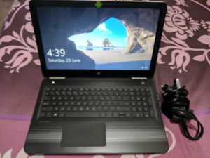 Selling for $200: HP Laptop (HP Pavilion Notebook 15-aw030ca)