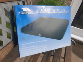 Trespass Double Air Bed - Unopened