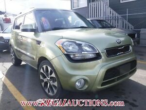 2013 KIA SOUL 2.0L 4U 5D HATCHBACK AT 2.0L 4U