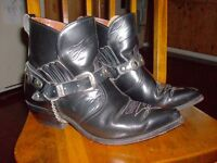 Vintage size 9 Boulet boots for sale or trade