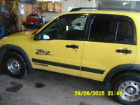 2003 GMC tracker