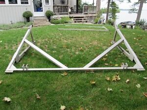 Boat Lift Winter Lifting Gantry Attachment -