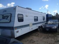 Camper 1996 Terry 30foot travel trailer