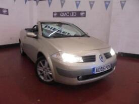 2005 Renault Megane 1.9 dCi FAP Dynamique 2dr