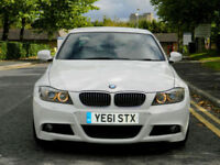 2012 61 BMW 3 Series 3.0 335i M Sport LCI N55 Manual 4dr WITH TOP SPEC++