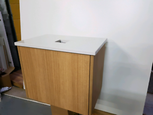 Small Wall mounted vanity